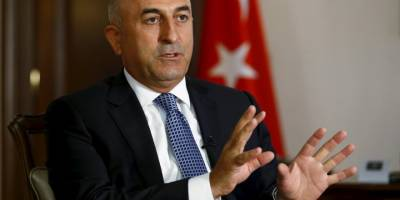 """""""Yine diplomasi yoluyla yine müzakere yoluyla artık bir çözüme gitmemiz lazım"""""""