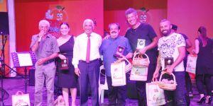 40. Güzelyurt Portakal Festivali'nde yerli sanatçılar konser verdi