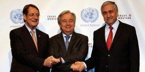 Guterres'ten liderlere: Sonuçları iyi değerlendirin