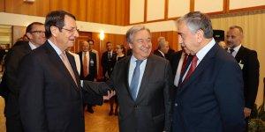 Guterres'in çerçevesi 'YETİM' KALDI