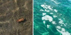 """""""Atıkları denize boşaltıyoruz ama sadece biz değiliz"""""""