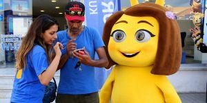 Turkcell'lilere Salla Kazan'la 1 ayda 40 bini aşkın hediye