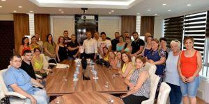 Çağdaş Müzik Derneği Antalya'da konser verdi
