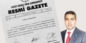 Halil İbrahim Doğan, yeniden müdür!