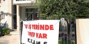 KTAMS, Lefkoşa Motorlu Araçlar Birimi'nde greve gidiyor