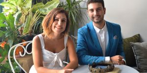 Kemal B. Caymaz, Kıbrıs'ın ilk fantastik hikâyesini anlatıyor