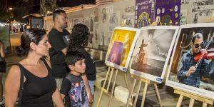 Sanat Engel Tanımaz Mehmetçik Festivali'ndeydi