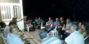 TKP Yeni Güçler, Yayla köyünü ziyaret etti