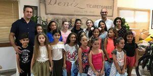"""Ministry of Dance""a Teşekkür"
