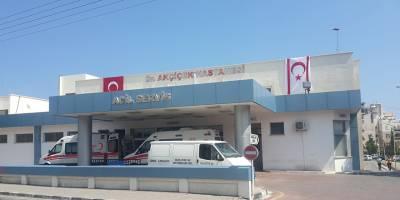 Girne'deki morg için Türkiye'den parça bekleniyor