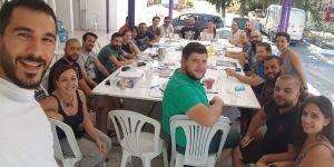 TDP Gençlik Örgütü kamp düzenledi