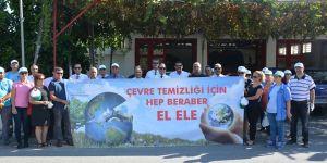 Ataoğlu, Çevre Temizliği Farkındalık Etkinlikleri'ne katıldı