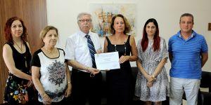 Kayıp Şahıslar Komitesi'nden Ersan'a teşekkür