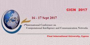CICN 2017 Uluslararası Final Üniversitesi'nde gerçekleştiriliyor