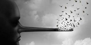 Yalancının mumu yatsıdan da öte yanar: konuşmanın ve yalanın deneysel psikolojisi üzerine