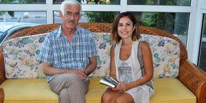 """Hasan Ali Toptaş;  """"Yazar insana, zamana, hayata müdahale ediyor"""""""