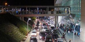 Larnaka'da turist krizi