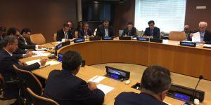 Ertuğruloğlu EİT Bakanlar Konseyi toplantısına katıldı