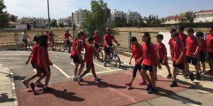 Trafik Eğitim Parkı 2017-2018 yeni öğretim yılına başladı