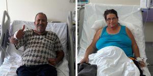 Aysan Kaya'nın organları 3 kişiye hayat verdi