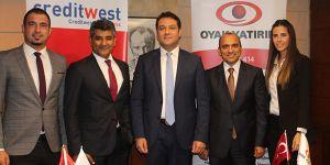 Creditwest Bank ile Oyak Yatırım arasında işbirliği