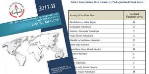 Türkiye'den 167 öğretmen!