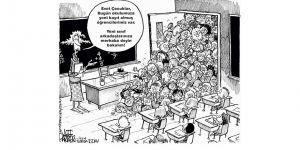 Eğitimde Fırsat Eşitsizliğinin Bir Başka Boyutu: Kalabalık Sınıflar
