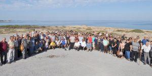 Akdoğan Belediyesi, yaşlılara Karpaz gezisi düzenledi