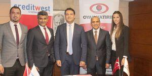 Creditwest Bank ve Oyak Yatırım'dan yeni iş birliği