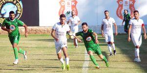 Ozanköy fırsatı tepmedi: 3-1