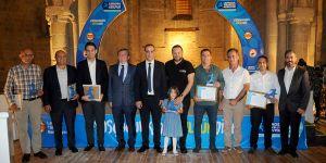 Lefkoşa Maratonu'nda ödüller verildi