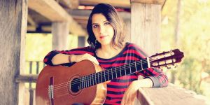 15. Uluslararası Kuzey Kıbrıs Müzik Festivali'nde Ayşegül Koca Gitar Resitali