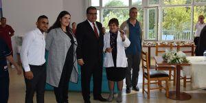 GML, Bülent Ecevit Rehabilitasyon Merkezi'ne araç bağışında bulundu