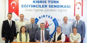Kıbrıs Türk Eğitimciler Sendikası kuruldu