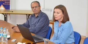 DAÜ'de 'Barış Gazeteciliği' konsepti tartışıldı
