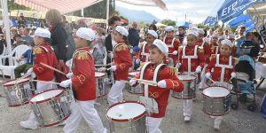 Alıç Festivali renkli görüntülerle başladı...