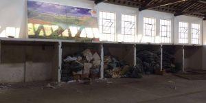 Lefke Belediye Pazarı yenileniyor