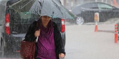 Cuma günündenitibaren yağmur bekleniyor