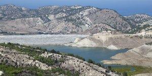 Şebekeye su verilmeye başlandı