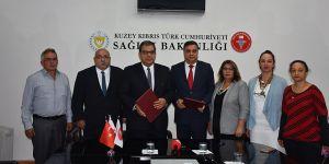 Beyarmudu Belediyesi, Sağlık Bakanlığı ile protokol imzaladı
