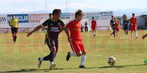 Bostancı'da kazanan Ozanköy: 1-2