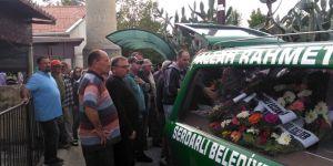 Vasit Mustafa 54 yıl sonra toprağa verildi.