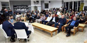 TDP, Lefkoşa'da Genişletilmiş İlçe Yönetim Kurulu toplantısını yaptı