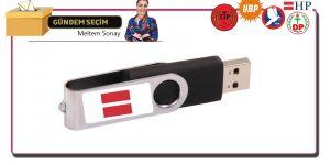 HP'de adaylar USB'den çıktı!