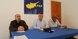 """YKP'den """"Kıbrıs Barış Yürüyüşü"""" için katılım çağrısı"""