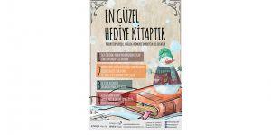 """Khora'nın yeni yıl kampanyası başlıyor:""""En güzel hediye kitaptır"""""""