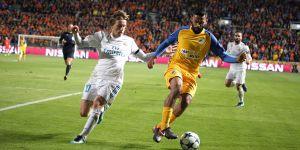 Lefkoşa'dan Real Madrid geçti
