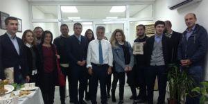 Kıbrıs'ta gazetecilik anlatıldı
