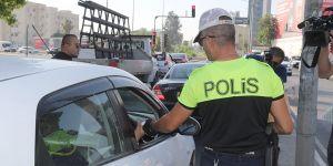 Polis hırsız zanlısını arıyor