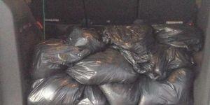 300 kilo kaçak et ele geçirildi